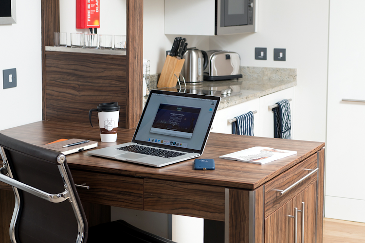 Working Space within the Suite