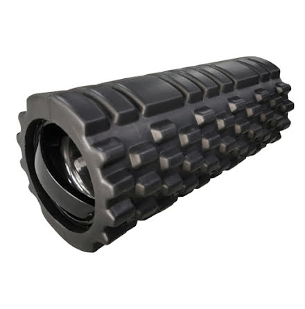 Titan Life Vibration Foam Roller Black