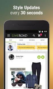 LimeRoad Men & Women Shopping - náhled