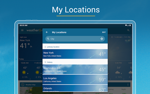 Weather & Radar USA screenshot 12