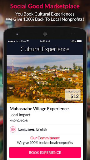 Download KeyoPass: Experience Social Good Travel 5.4.2 1