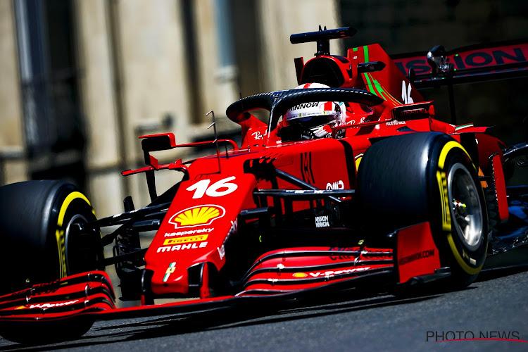 Charles Leclerc voor tweede GP op rij het snelst in kwalificaties, verschillende crashes op dag voor de race