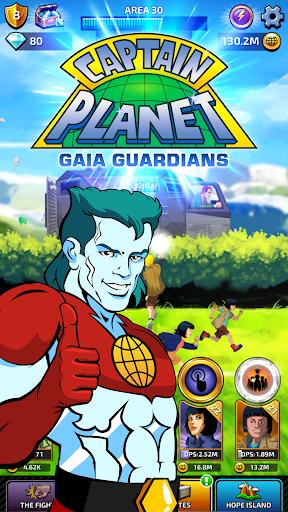PC u7528 Captain Planet: Gaia Guardians 1