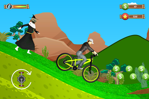 BMX Bicycle Adventure cheat screenshots 1