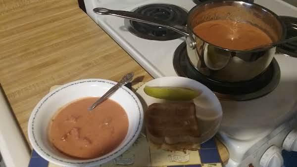 Tomato Soup (gluten Free) Recipe