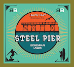 Back Bay Steel Pier Bohemian Lager