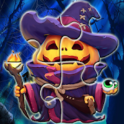 Jigsaw Puzzles Adventures Mystery Halloween Games