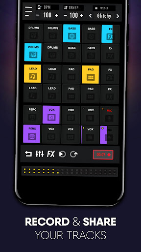 MixPads 2-Dubstep & Trap Mixer for PC