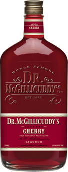 Logo for Dr. Mcgillicuddy's Cherry