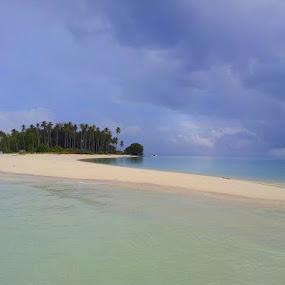 The Beach by Hafizi Ahmad - Backgrounds Nature