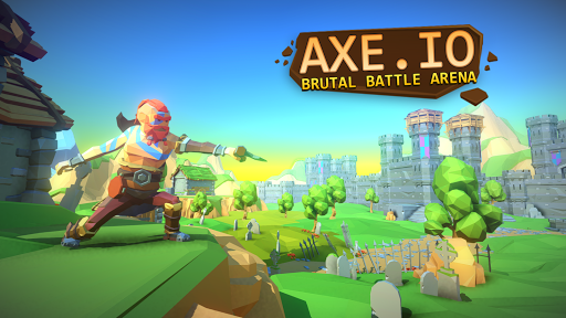 AXE.IO - Brutal Survival Battleground u0635u0648u0631 1