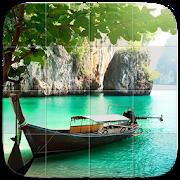 Thailand Tile Puzzle