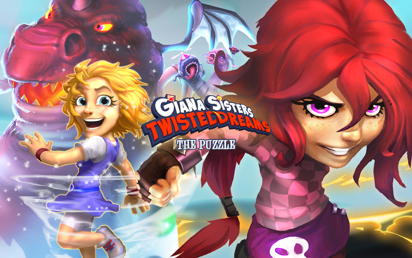 Giana Sisters The Puzzle- screenshot