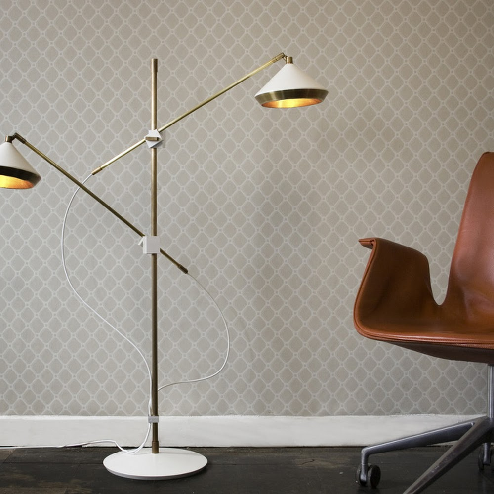 SHEAR FLOOR LAMP | DESIGNER REPRODUCTION