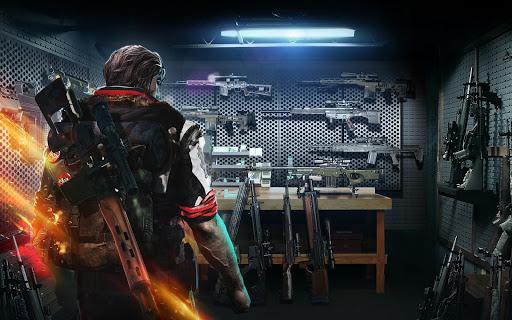ZOMBIE SHOOTING SURVIVAL: Offline Games apkdebit screenshots 12