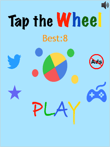 Tap The Wheel
