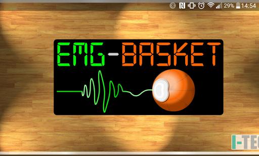 BasketEMG