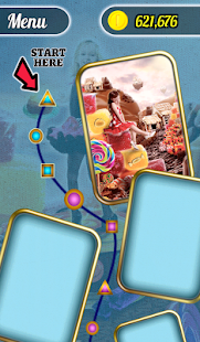 Match 3 - Candyland- screenshot thumbnail