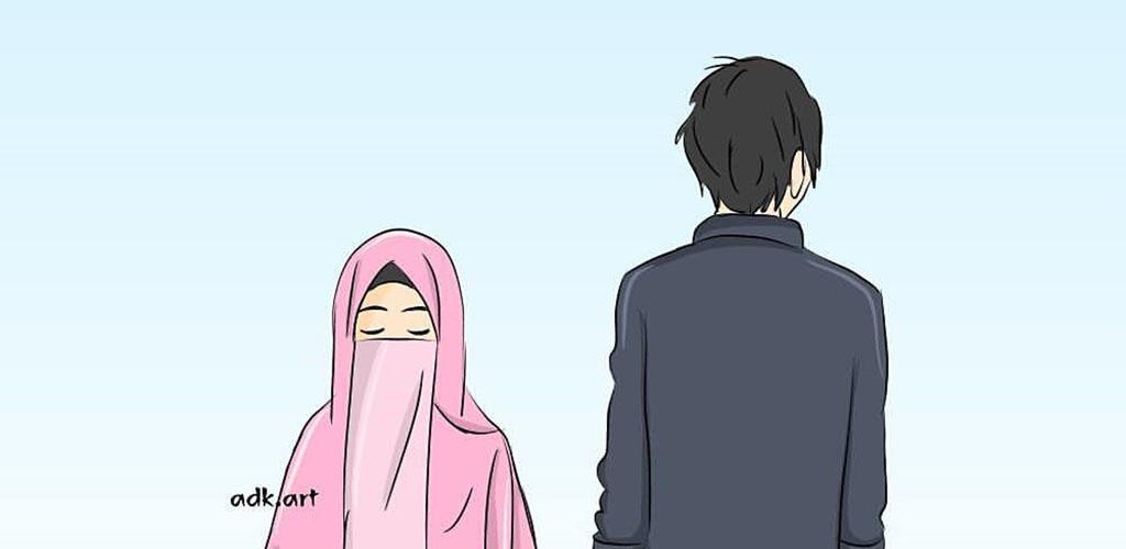 470 Koleksi Gambar Kartun Muslim Dan Muslimah Berpasangan Gratis Terbaik
