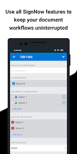 SignNow Private Cloud for PC-Windows 7,8,10 and Mac apk screenshot 2