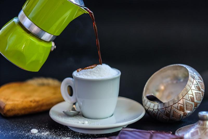 Il caffè del goloso di Pier Francesco Borgatti