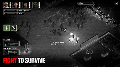 Zombie Gunship Survival apkslow screenshots 4