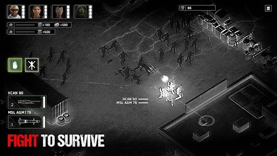 Zombie Gunship Survival 1.6.9 MOD APK [UNLIMITED EQUIPMENT] 4