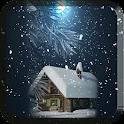 Snow Storm Live Wallpaper icon