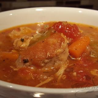Hearty Pork and Veggie Stew Recipe