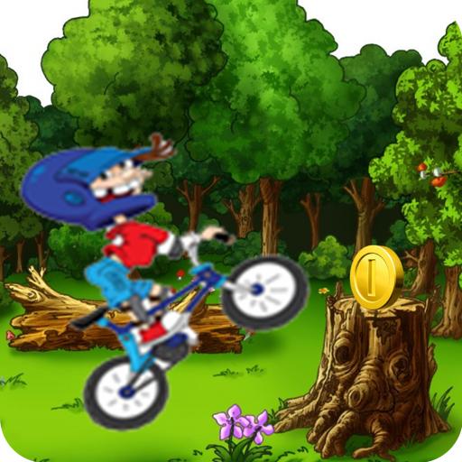 Rivals Stunt Bike Hill Race