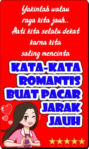 Kata Romantis Buat Pacar Jarak Jauh 101 Apk By Kata Alay