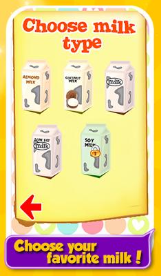 Milkshake Maker - screenshot