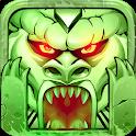 Temple Dash Run - Brave Hero Temple Escape icon