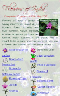 Flowers of India- screenshot thumbnail