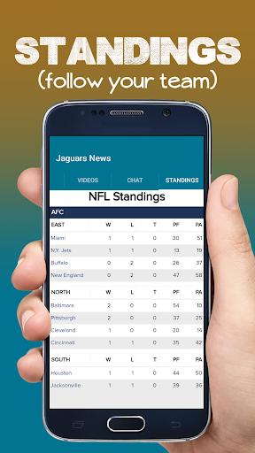Jacksonville Football: Jaguars  screenshots 4