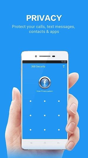 5 360 Security - Antivirus Boost App screenshot