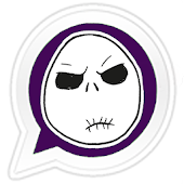 Horror Nightmare Stickers for Whatsapp Icon