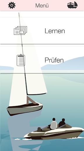 Bootsprüfung Schweiz 2016