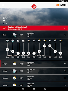 Wetter-Alarm® screenshot 4