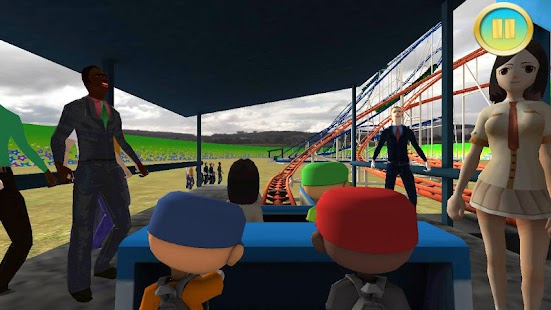 0 Real Roller Coaster Simulator App screenshot