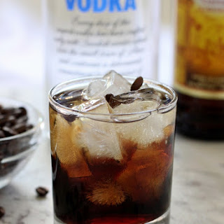 Black Russian Vodka Coffee Recipes