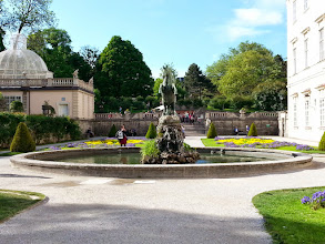 Photo: Mirabell Gardens: A fun place for kids in its own right, it was made famous by Do Re Mi.