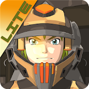 Quantum Revenge Lite - Mecha Robot Space Shooter
