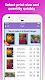 screenshot of EZ Photo Print: 1Hour Photo Prints - Print Photos