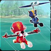 Paw Puppy Flying Patrol