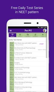 Pre-PG Prep: NEET PG AIIMS FMGE PGI – MCQs, Tests 1.0.135 Unlocked MOD APK Android 1