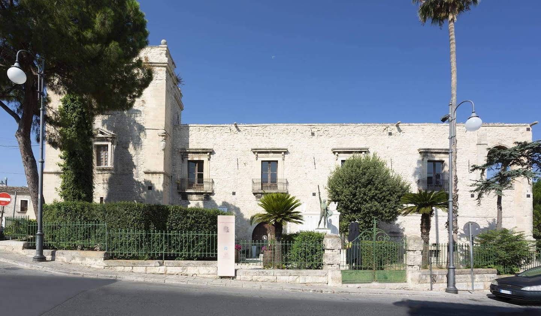 Villa avec jardin et terrasse Comiso
