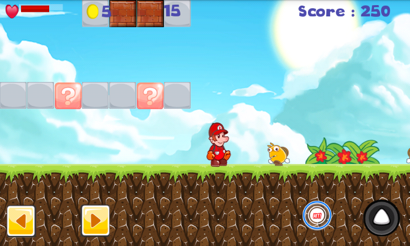 Super jungle world Adventure 2- screenshot