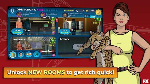 Archer: Danger Phone apktram screenshots 4