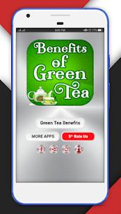 Green Tea Benefits 5